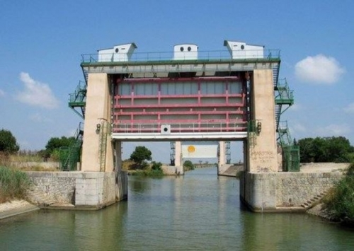 Inspection Et Contrôle Douvrages Gard Hérault - Batardeau porte